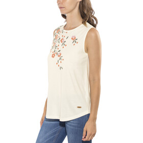 Maloja NoeM. Top Women vintage white